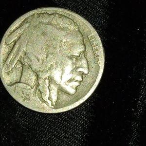 Rare old coins